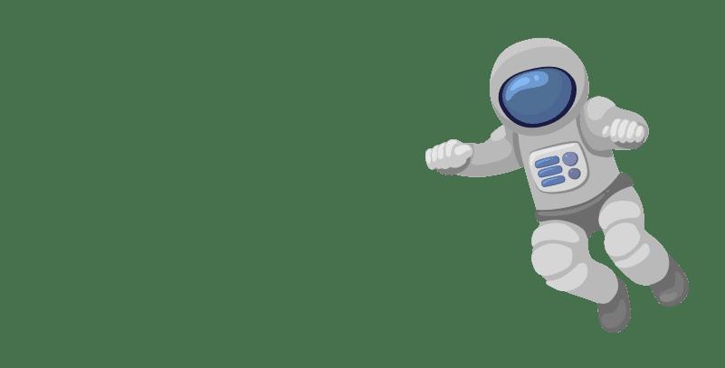 o-astronauta