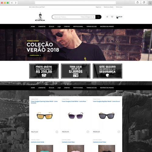 Criação de Loja Virtual RJ